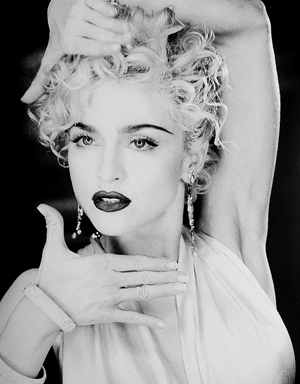 Image result for Madonna 80s